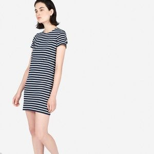 Everlane Gia Striped Tee Dress